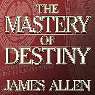 The Mastery of Destiny audiobook cover art