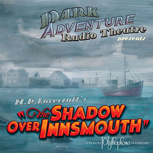The Shadow over Innsmouth audiobook cover art