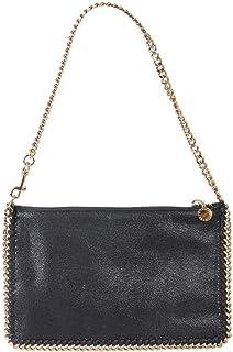 Luxury Fashion | Stella Mccartney Womens 371369W93551000 Black Clutch | Fall Winter 19