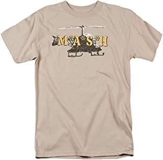 MASH Chopper T Shirt & Stickers