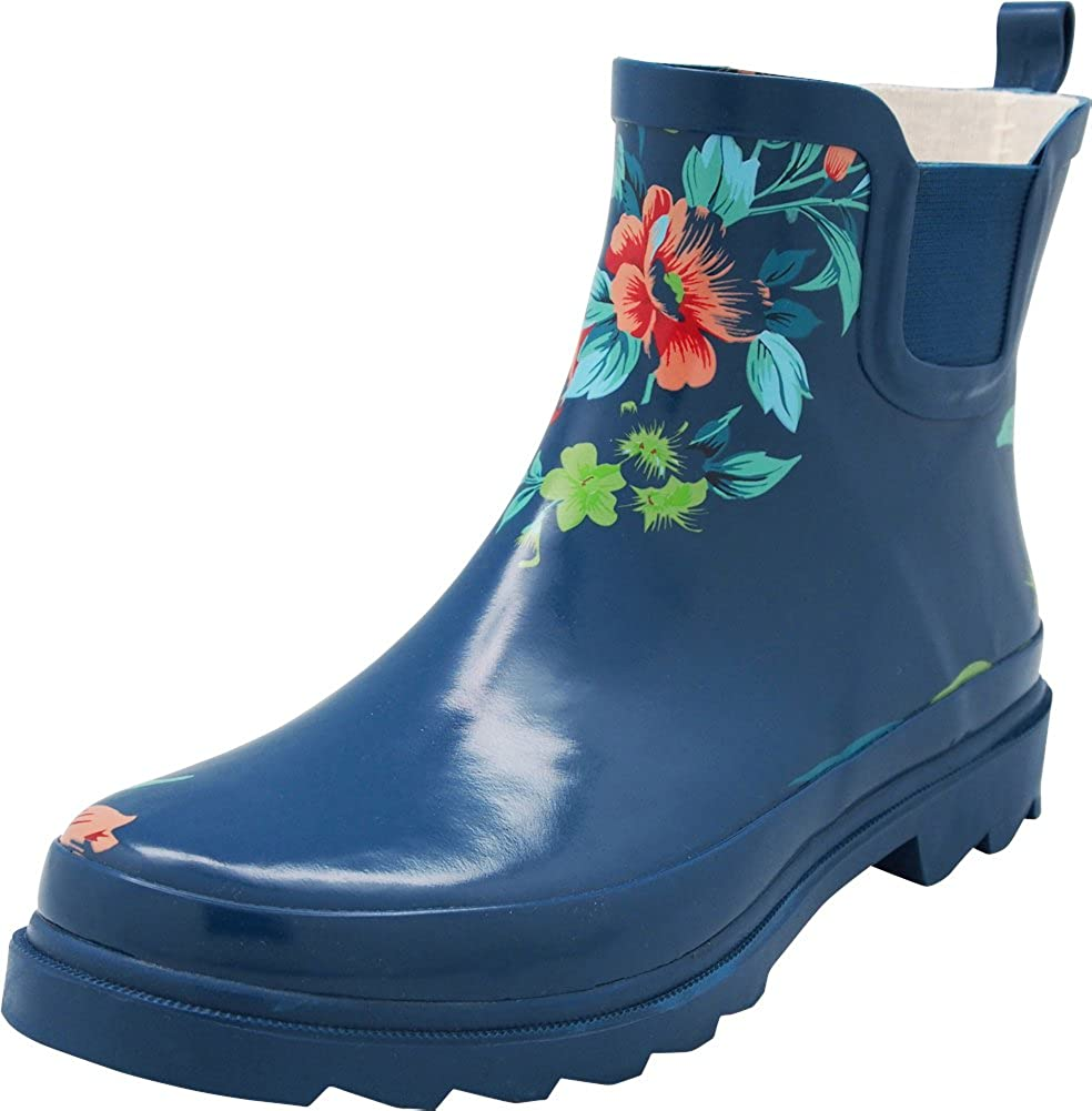 NORTY Free shipping New - Womens Ankle Rain Sprin Ladies Waterproof Sale Special Price Boots Winter