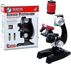 1200 X 400 x Txyk Microscope Set Kids et Les /étudiants Biblioth/èque Outils pour l/éducation Pr/écoce 100 x