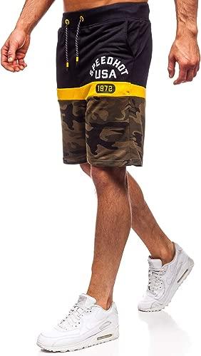 Pantalon Corto Hombre Deporte