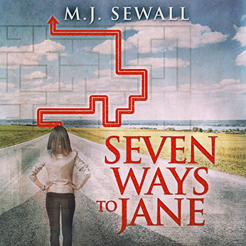 Seven Ways to Jane audiobook cover art