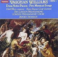Vaughan Williams: Dona Nobis Pacem, etc / Bryden Thomson