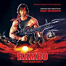 Rambo - First Blood Part II OST