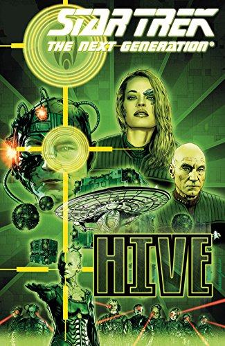 Star Trek Comicband 13 - The Next Generation: Hive (Die neue Zeit 8) (German Edition)
