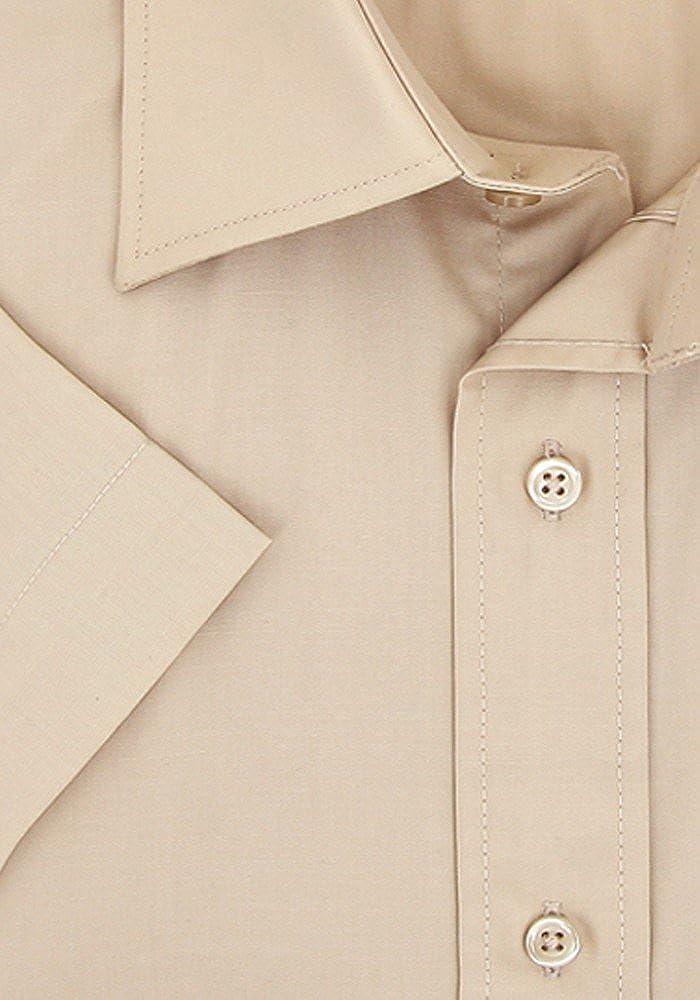 Camisa de algod/ón de Popeline Majoritaire YVES DORSEY