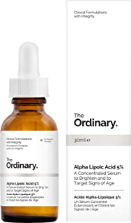 Alpha Lipoic Acid 5% (30ml) by The Ordinary: A Highly-Stable, Water-Free Alpha Lipoic Acid Solution for Visibly Improved Skin Texture and Tone