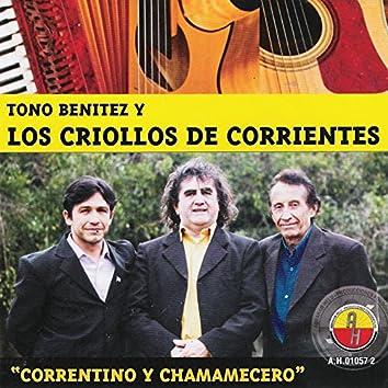 Correntino y Chamamecero