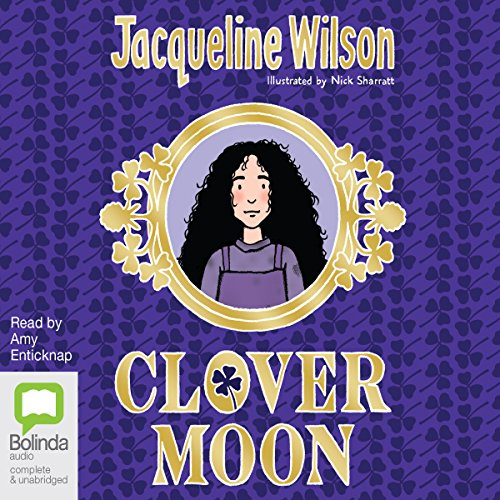 Clover Moon audiobook cover art