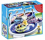 Click here for Playmobil Summer Fun Amusement Park Spinning Spaceship Ride with Lights