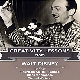 Walt Disney: Creativity Lessons cover art