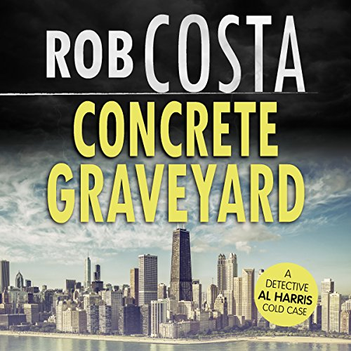 Concrete Graveyard audiobook cover art