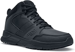 Shoes For Crews Mens Hart Athletic-Sneaker High Slip Resistant Work Shoe