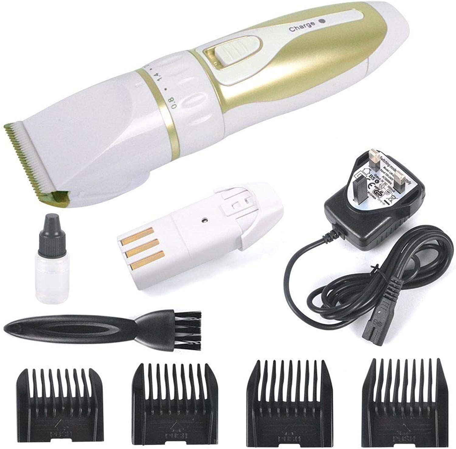 Generic t Clipper Hair Trimmer haver Razor Grooming Electric Animal Pet Electric A Shaver Razor rimmer Shav Dog Cat c Anima Grooming Quiet Clipper