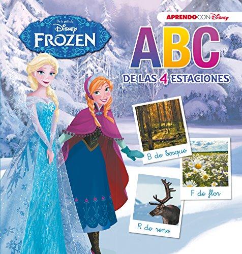 Frozen. ABC de las 4 estaciones (ABC con Disney)