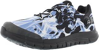 リーボックメンズz-pump Fusion Running Shoe カラー: ブラック