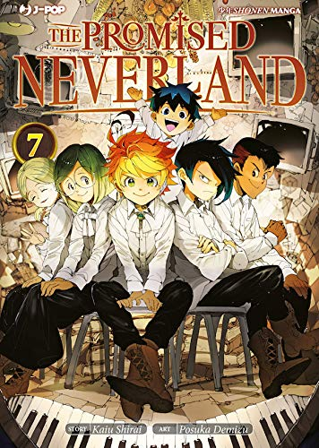 The promised Neverland (Vol. 7)