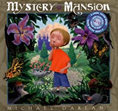 Mystery Mansion: A Seek-and-Find Puzzle Book: Seek-and Find Puzzle Book