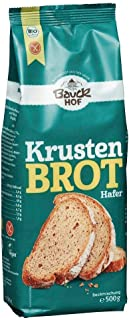 Bauckhof Hafer-Krustenbrot-Backmischung, glutenfrei 500 g - Bio