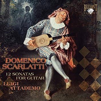 Scarlatti: Sonatas for Guitar