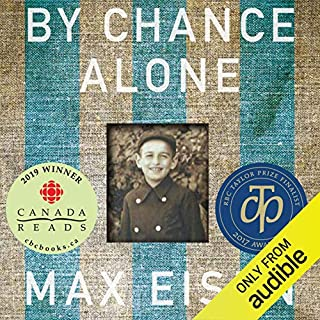 By Chance Alone audiobook cover art