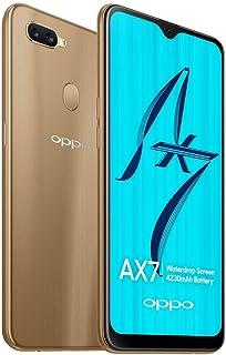 OPPO OPPO AX7 ゴールド【国内版SIMフリー】