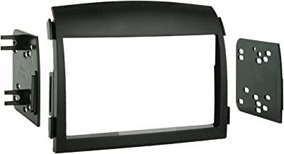 Metra 95-7320 Double DIN Installation Dash Kit for 2006-2008 Hyundai Sonata -Black