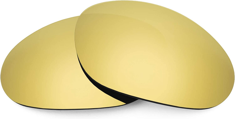 Revant Verres de Rechange pour Wiley X XL-1 Advanced - Compatibles avec les Lunettes de Soleil Wiley X XL-1 Advanced Or Mirrorshield - Polarisés Elite