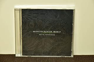 モンスターハンター:ワールド コレクターズ・エディション (MONSTER HUNTER: WORLD COLLECTOR'S EDITION) 特典 WORLD ART BOOK ~Monster Designs~ & SPECIAL SOUNDTRACK(全10曲収録) 【特典のみ】