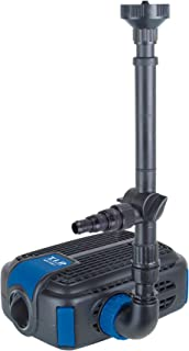 T.I.P. Multifunktions-Teichpumpe Wasserspiel Filter Bachlauf WPF 3500 S, bis 3.500 l/h Fördermenge