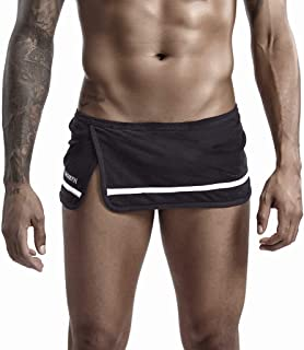 Xmiral Pantaloncini per Uomo Pantaloncini Corti Bodybuilding Shorts Tuta Sportive Pantaloni Lavoro