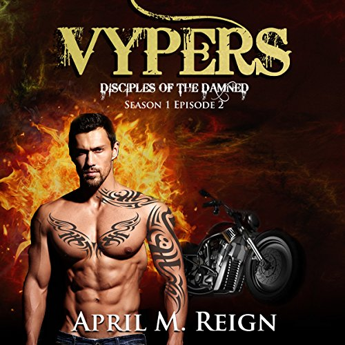 Vypers audiobook cover art