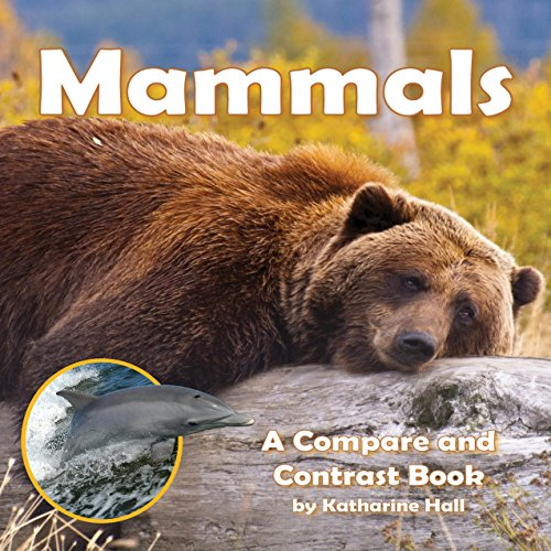 Mammals: A Compare and Contrast Book copertina