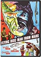 Flying Disc Man from Mars [DVD] [Import]