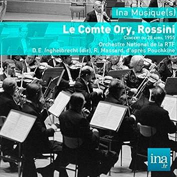 Le Comte Ory - Rossini: O. National de la RTF