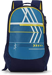 Skybags Virgo 03 30 Ltrs Blue Laptop Backpack (VIRGO 03)