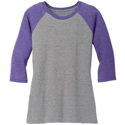 56571022f71 Joe s USA Ladies Raglan Baseball T-Shirts-3 4 Sleeve Baseball Tees.
