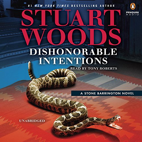 Dishonorable Intentions audiobook cover art