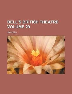 Bell's British Theatre Volume 29
