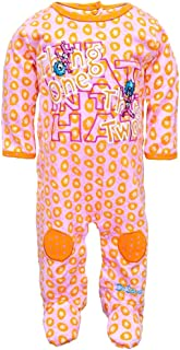 Dr. Seuss - Thing One Thing Two Infant Footed Pajamas