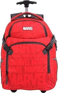 Mala Escolar GL, DMW Bags, com Rodinhas Marvel Sports