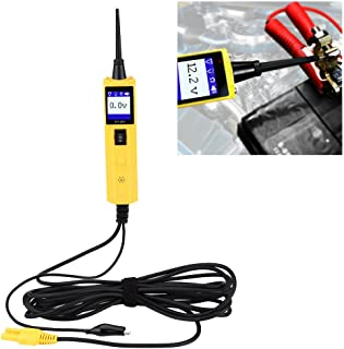 Yosooo Power Circuit Probe Kit, Car Automotive Circuit Tester Electrical System Diagnostic Tool Power Probe Voltage Test