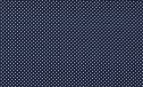 Fat Quarter Spot auf Marineblau Polka Dots Baumwolle