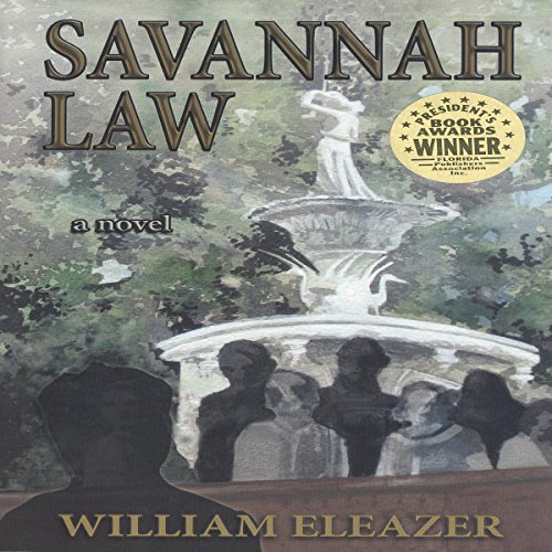 Savannah Law audiobook cover art