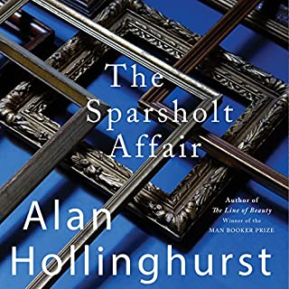 The Sparsholt Affair cover art