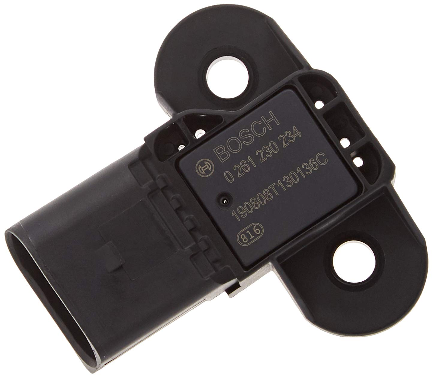 Bosch 0261230234 Original Equipment Manifold Absolute Pressure (MAP) Sensor for Select Audi A4, A5, A6, A7, A8, Q5, Q7, RS5, SQ5, S4, S5, S6; Volkswagen Beetle, Golf, Jetta, Passat, Rabbit, Touareg