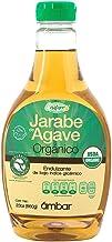 Enature Jarabe de Agave Orgánico, Ámbar, 660 g