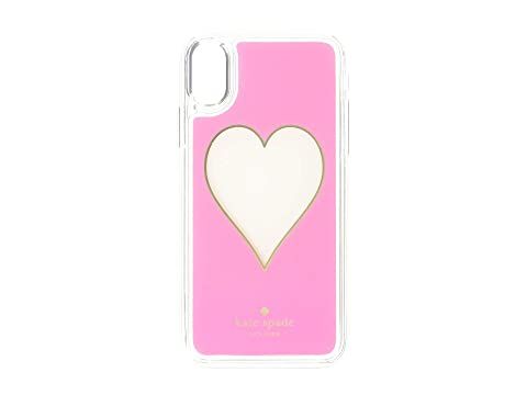 Kate Spade New York Heart Liquid Glitter Phone Case for iPhone® X2